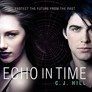 Echo in Time audiobook cover art