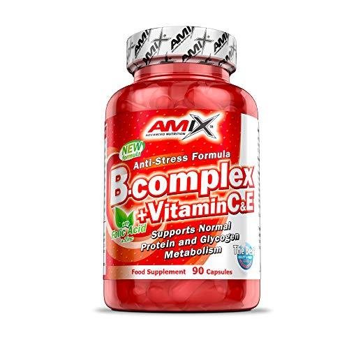 Amix B Complex 90 Caps 690 g
