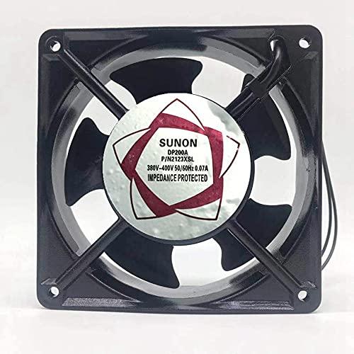SUNON DP200A P/N 2123XSL 380V/400V 0.07A industrial axial fan