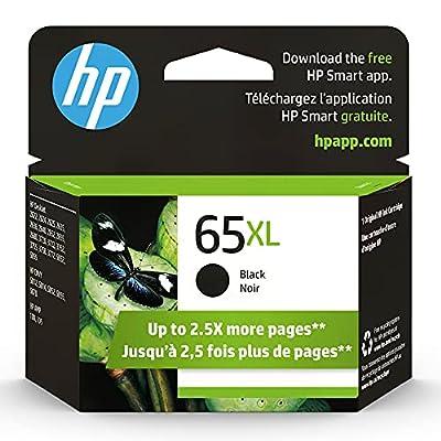 HP 65XL   Ink Cartridge   Black   N9K04AN