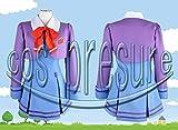 403 【cos-presure】Yes!プリキュア5 学園制服2年生風・赤◆コスプレ衣装