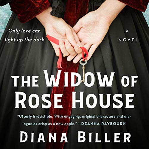 The Widow of Rose House cover art