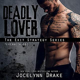 Deadly Lover     Exit Strategy, Book 1              By:                                                                                                                                 Jocelynn Drake                               Narrated by:                                                                                                                                 Kenneth Obi                      Length: 6 hrs and 52 mins     7 ratings     Overall 4.7