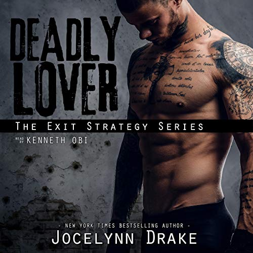 Deadly Lover audiobook cover art