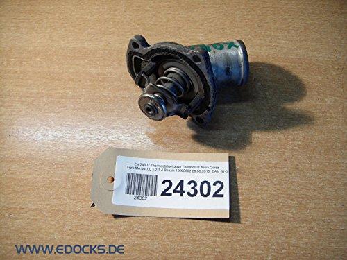 Thermostatgehäuse Thermostat Astra G/H Corsa B/C/D Tigra Meriva 1,0 1,2 1,4 Opel