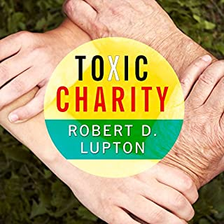 Toxic Charity audiobook cover art