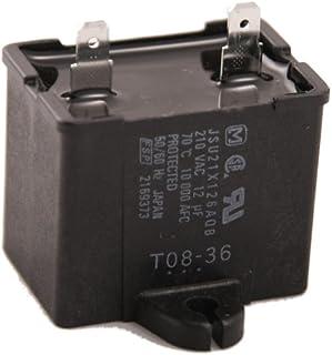 Whirlpool W10662129 Refrigerator and Freezer Compressor Run Capacitor, Multi