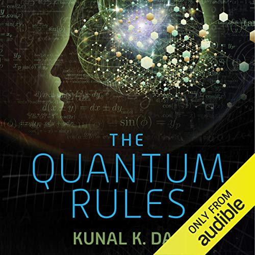 The Quantum Rules audiobook cover art