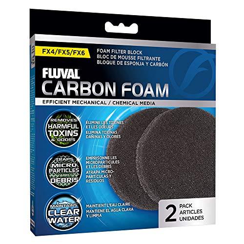 Fluval FX4/5/6 Filter Carbon Impregnated Foam Pad
