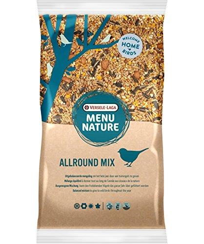 VERSELE LAGA Nourriture pour Oiseaux Sauvages Menu Nature Allround Mix Sac 2,5 kg (DLUO 3 Mois)