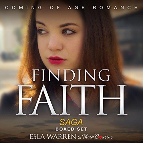Couverture de Finding Faith Saga (Boxed Set)