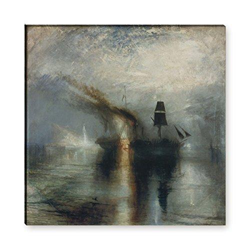 Wandkings Leinwandbilder von Joseph Mallord William Turner - Wähle ein Motiv & Größe: