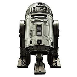 R2-D2 Unpainted Prototype Sixth Scale Figure by Sideshow Collectibles Limited Edition 2016 Comic Con Exclusive SDCC