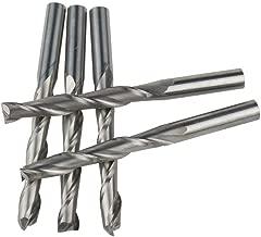 EU/_HOZLY 6X32mm UP /& DOWN Schneiden Sie zwei Fl/öten Spiral-Hartmetall-Fr/äswerkzeugschneider f/ür CNC-Fr/äser Kompression Holz-Endfr/äser-Schneide-Bits