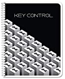 BookFactory Key Control Logbook/Journal/Keys Log Book - 120 Pages,...