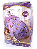 Sofia The First Twin Sized Comforter and Sham Set