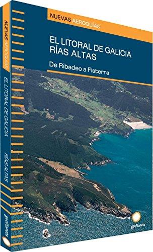 Litoral de Galicia. Rías Altas (Aeroguías)