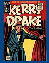 Kerry Drake #2: 1950's Detective-Mystery Comic