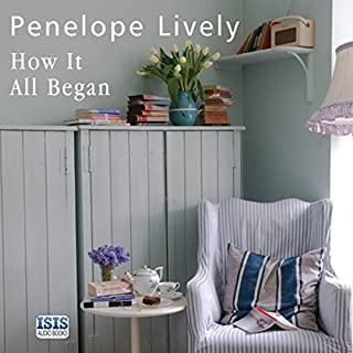 How It All Began     A Novel              By:                                                                                                                                 Penelope Lively                               Narrated by:                                                                                                                                 Anna Bentinck                      Length: 9 hrs and 31 mins     6 ratings     Overall 4.2