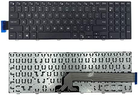 New US English Laptop Keyboard for Dell Inspiron 15 3000 5000 3541 3542 3543 5542 3550 5545 product image
