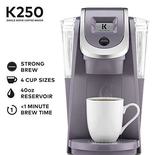 Pros and Cons of Keurig K250