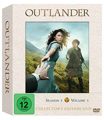 Outlander - Season 1 Vol.1 (Collector's Box-Set (3 Discs)) [Collector's Edition]