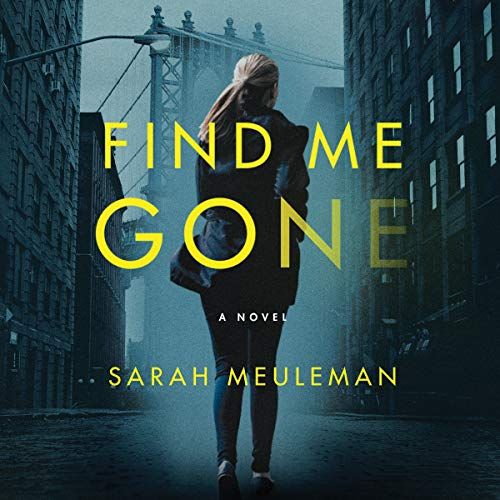 Find Me Gone audiobook cover art