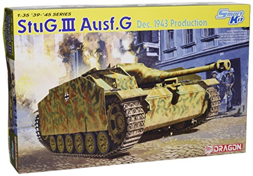 Dragon 500776581 - 1:35 Stug.III AUSF.G December 1943 Produktion