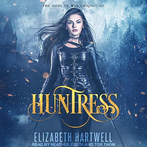 Page de couverture de Huntress
