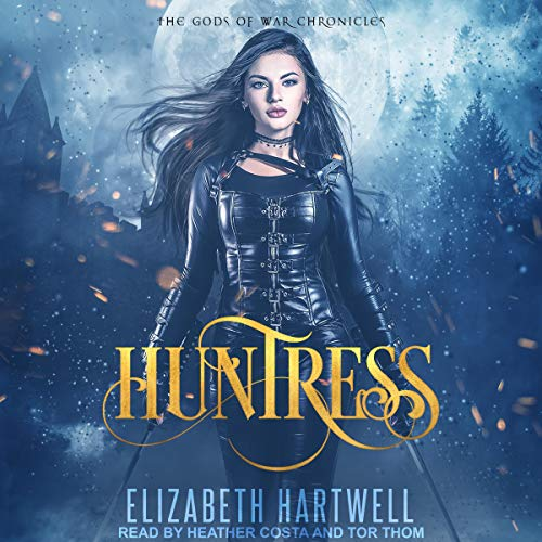 Huntress: Gods of War Chronicles, Book 1
