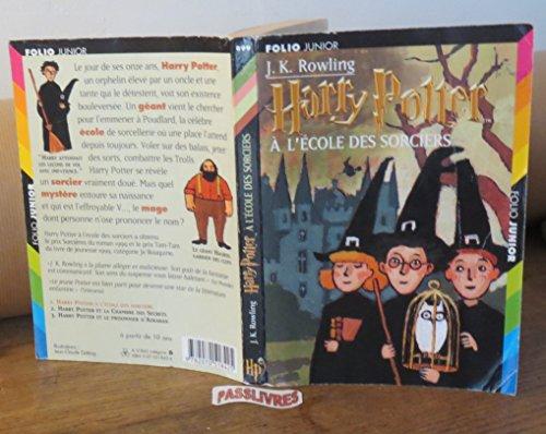 Harry Potter A L Ecole Des Sorciers
