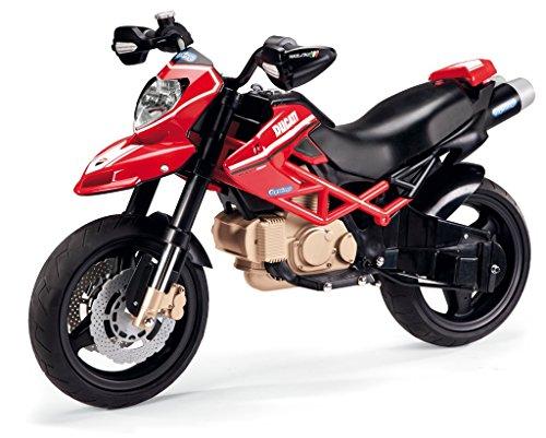 Peg Perego Imaginarium 66697 - Ducati Hypermotard 12V Moto Elettrica