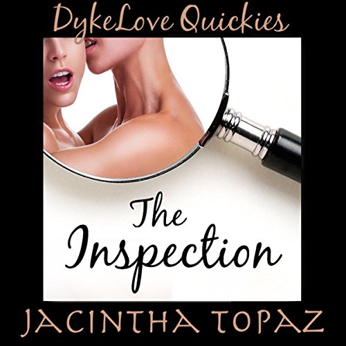 The Inspection audiobook cover art
