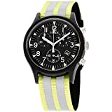 Timex MK1 Quartz Movement Black Dial Unisex Watch TW2R81400