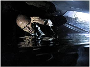 The Transporter Jason Statham as Frank Martin in Car Underwater 8 x 10 Inch Photo