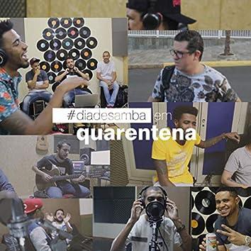 #diadesamba em Quarentena