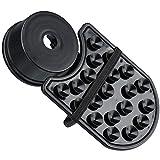 Bresser Deluxe Smartphone-Adapter für Teleskope und Mikroskope mit großem Einstellbereich des Okulardurchmesser und flexibler Höhenverstellung via Feintrieb, schwarz