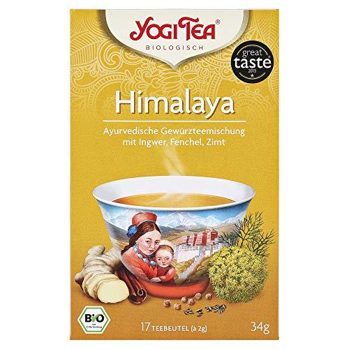 Yogi TEA Himalaya Bio, 17X2 g