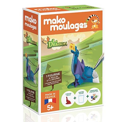 mako moulages-Mon Dragon Kit Créatif, 39060