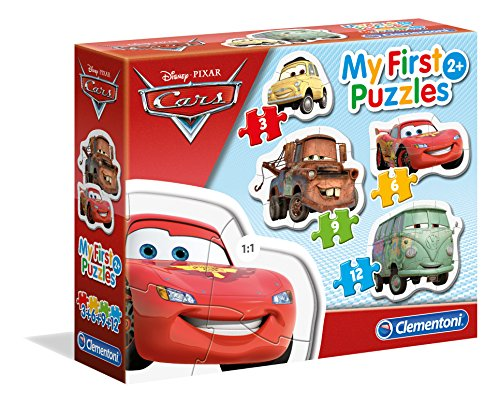Clementoni - My First Puzzles Cars (20804)