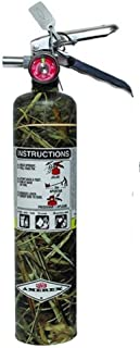 Amerex Dry Chemical Fire Extinguisher - B417T - 2.5 Pounds Camo