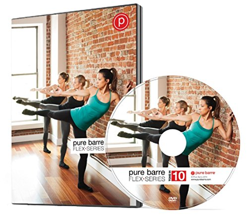 Pure Barre - Flex Series - Tone In 10 - DVD (2015)