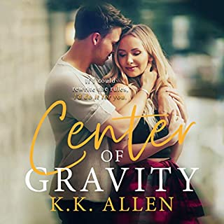 Center of Gravity                   By:                                                                                                                                 K.K. Allen                               Narrated by:                                                                                                                                 Ava Erickson,                                                                                        Teddy Hamilton                      Length: 9 hrs and 34 mins     10 ratings     Overall 4.9
