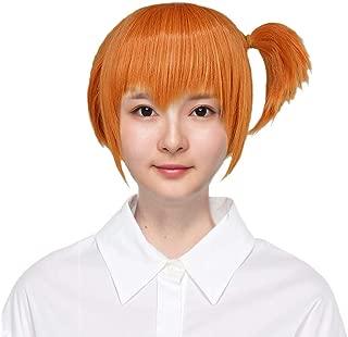 Misty Wig Short Orange Hair Pokémon Halloween Costume Wig