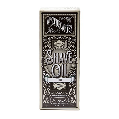 Apothecary 87 Smooth Shaving Oil