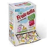 Fruittella la Fattoria Caramelle Gommose Gusto Frutti Assortiti con Succo di Frutta, Vegan...