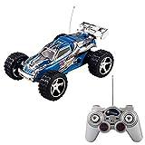 Voiture de course de RC, Pyrus voiture à télécommande RC à grande vitesse de voiture de RC 2WD 1:32 voiture électrique de RC avec la batterie rechargeable