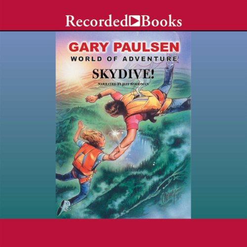 Skydive! audiobook cover art
