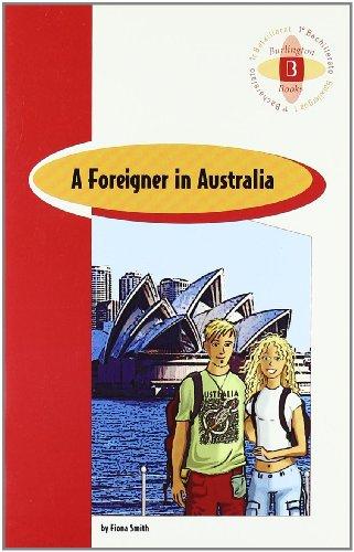 FOREIGNER IN AUSTRALIA