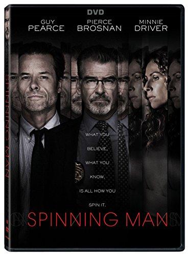 SPINNING MAN - SPINNING MAN (1 DVD)